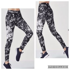 Fabletics Demi Lovato Anna High-Waisted Legging XS
